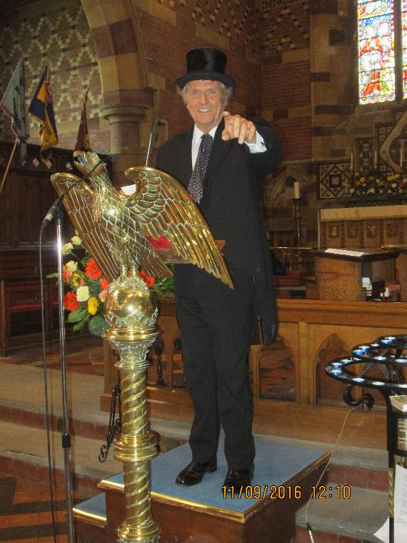 Joy unconfined as St Augustine's church celebrates 150th anniversary