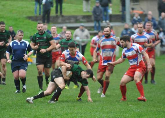 Threadbare Pencoed squad are defeated by Ammanford