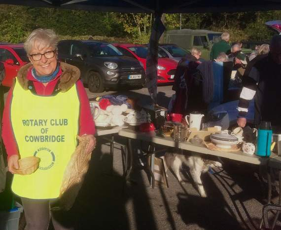 Dates announced for Cowbridge Rotary Club car boot sales