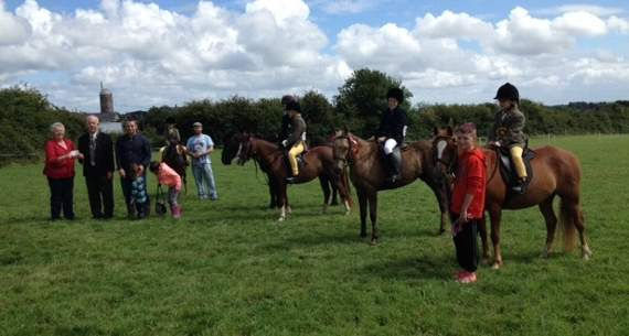 Summer show success for riding club
