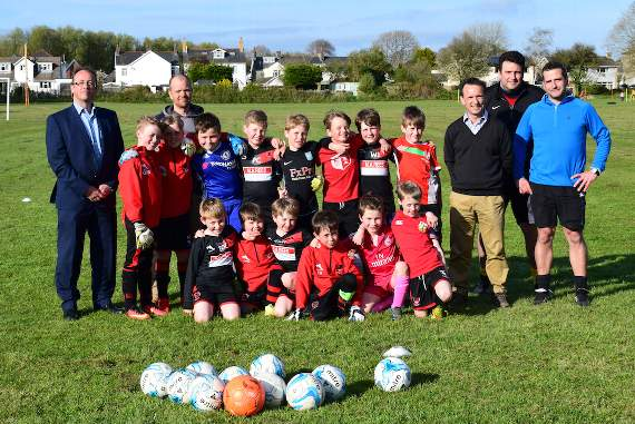 Cowbridge Town AFC nominated for FA award