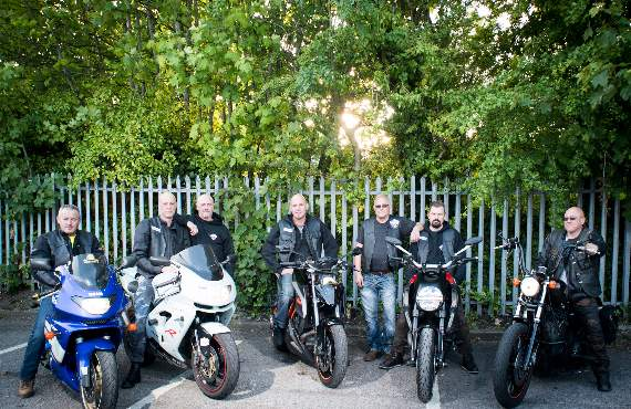 Pencoed bikers' club's charity ride will help fund Ty Hafan