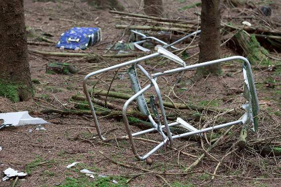 Farmers need help to deal with flytipping