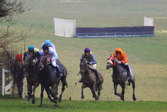 Memories of the Monmouthshire Hunt point-to-point